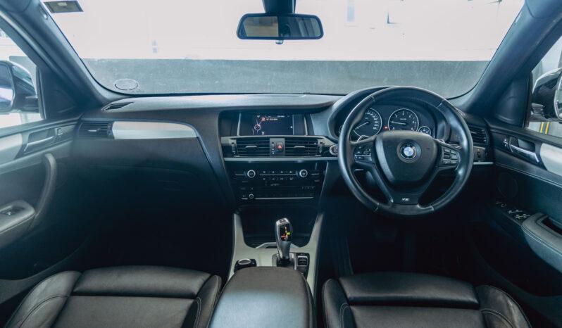 BMW X4 M-Sport full