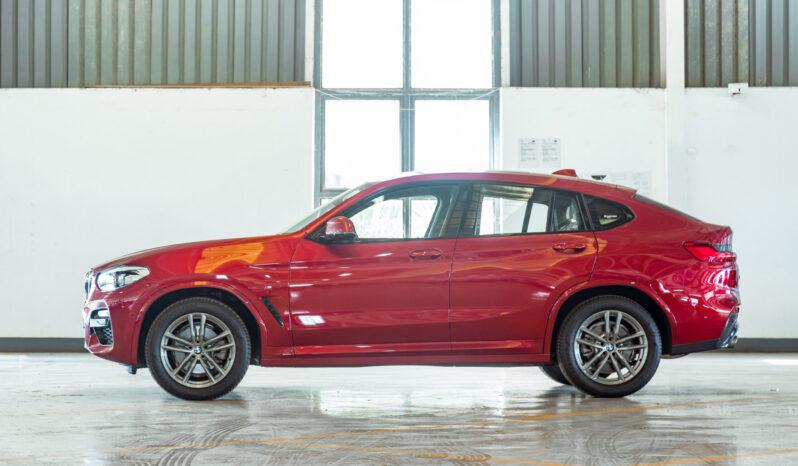 BMW X4 (New) full