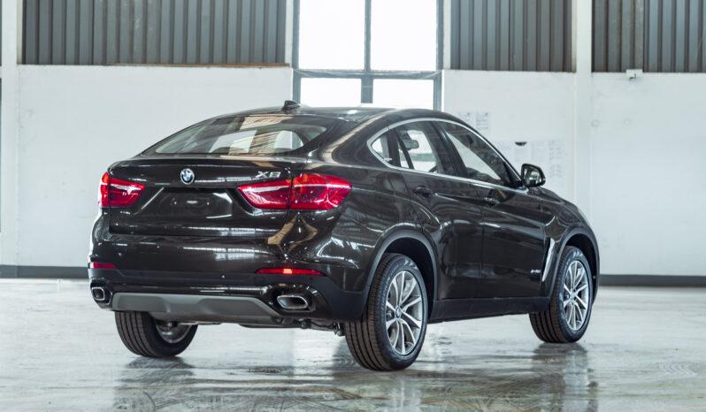 BMW X6 (New) full