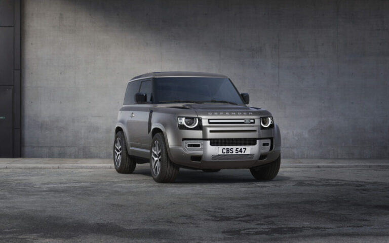 New DEFENDER XS Edition headed to sub-Sahara Africa - Inchcape